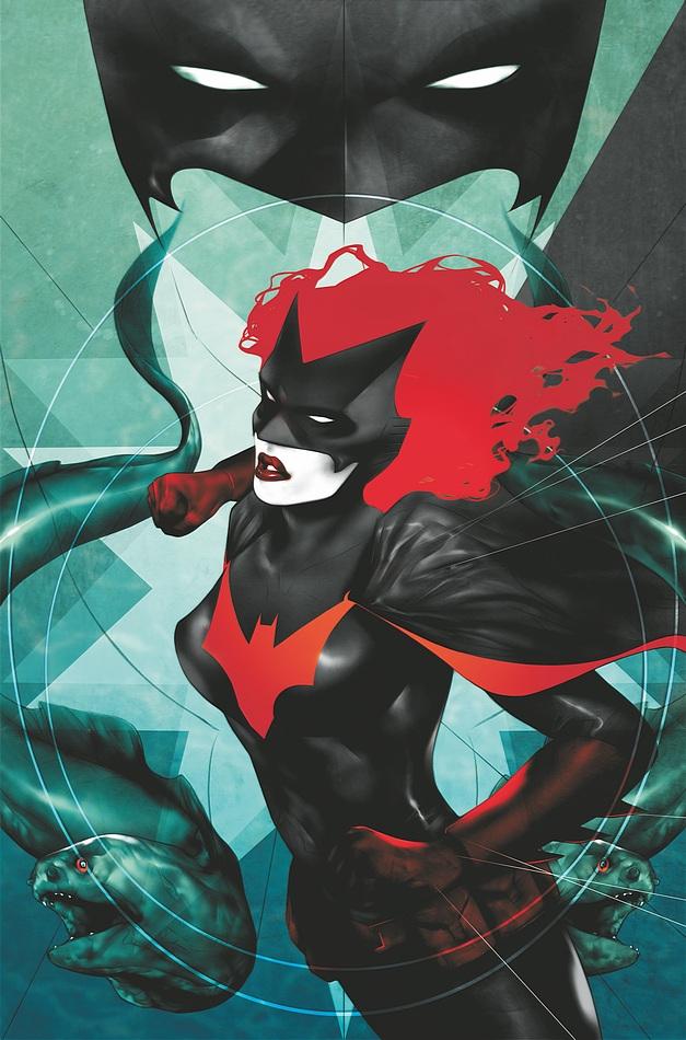 Batwoman #9 (DC) - Artist: Ben Oliver