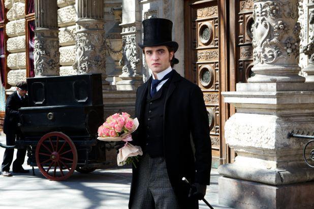 Bel Ami (2012) film - Robert Pattinson