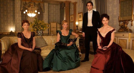 Bel Ami (2012) - Robert Pattinson, Uma Thurman, Kristin Scott Thomas, Christina Ricci