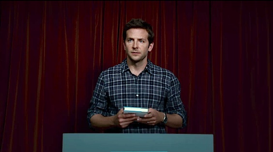 Watch the Trailer for The Words with Bradley Cooper – The ... The Words Bradley Cooper
