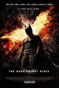 The Dark Knight Rises - A Fire Will Rise - International Poster