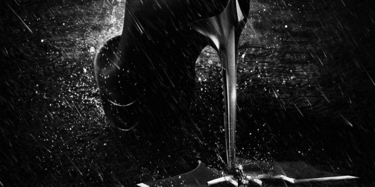The Dark Knight Rises - Catwoman Stiletto poster