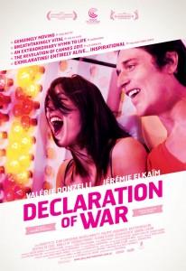 Declaration of War poster (Australia)