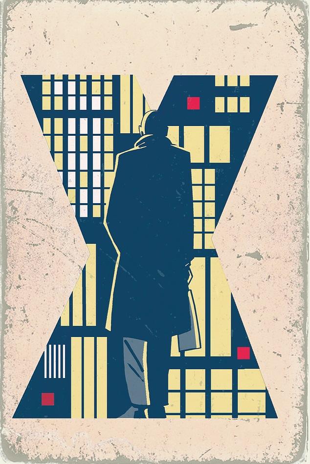 Dark Horse Presents #12 (Dark Horse) - Artist: Dean Motter