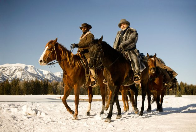 Django Unchanined - Jamie Foxx and Christoph Waltz