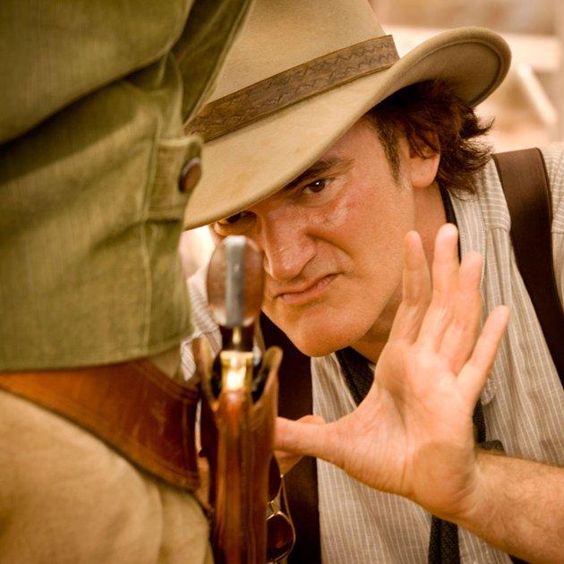 Django Unchanined - Quentin Tarantino