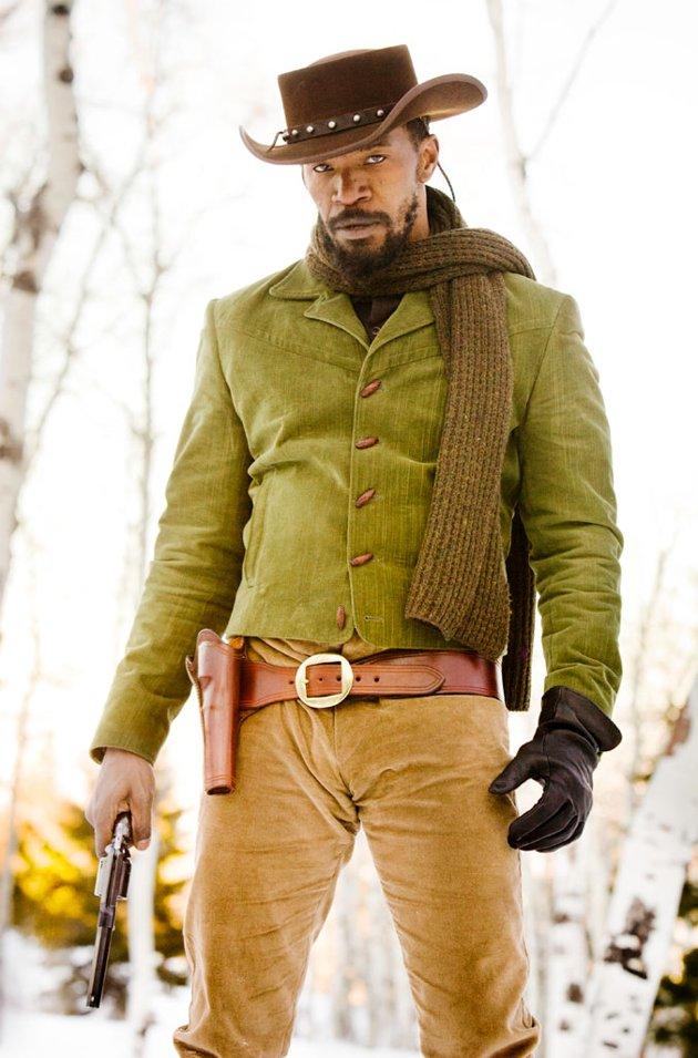 Django Unchanined - Jamie Foxx