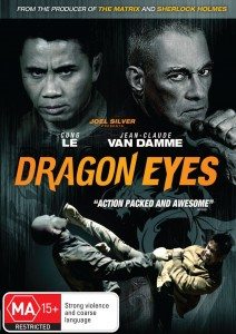 Dragon Eyes DVD