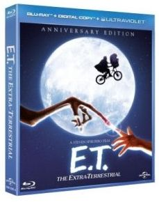 E.T.: The Extra-Terrestrial Blu-ray cover