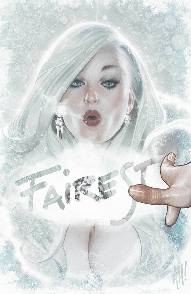 Fairest #3 (DC/Vertigo) - Artist: Adam Hughes