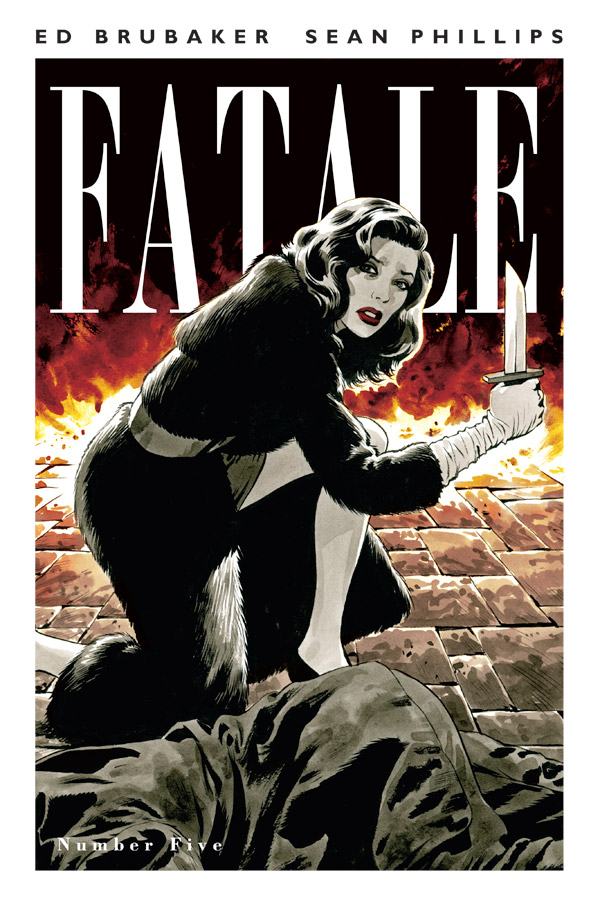 Fatale #5 (Image) - Sean Phillips