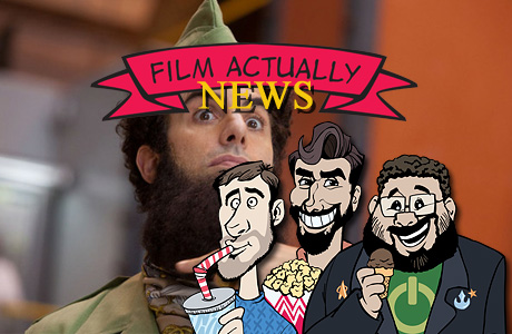 Film Actually News - Dictator