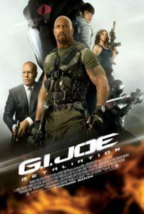 G.I. Joe: Retaliation (2012) poster