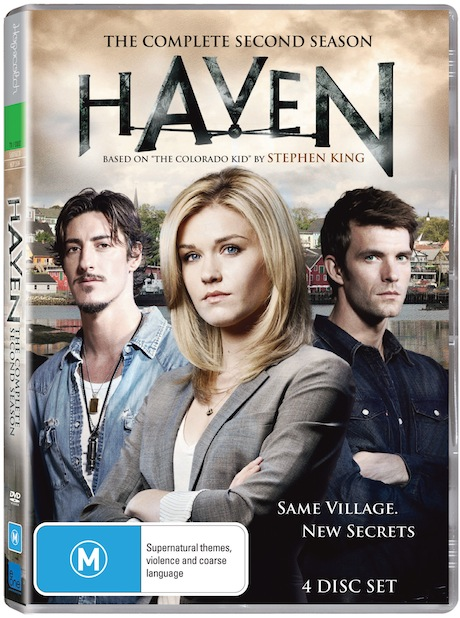 Haven - Season 2 DVD Cover
