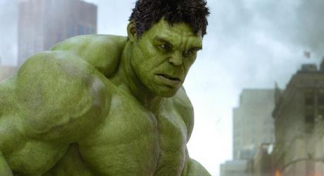 The Hulk - Mark Ruffalo - The Avengers