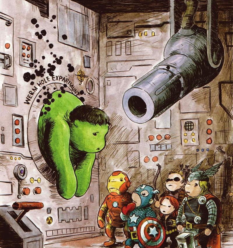 The Incredible Hulk - Charles Paul Wilson III