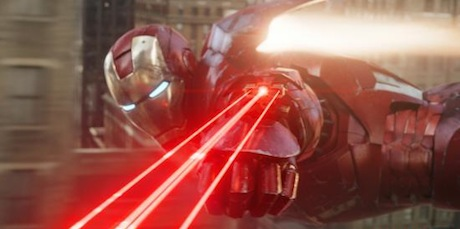 Iron Man - The Avengers