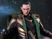 Loki - The Avengers - Hot Toys