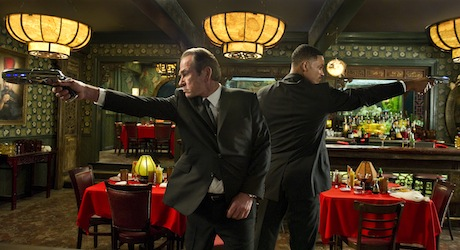 Will Smith;Tommy Lee Jones - MEN IN BLACK 3