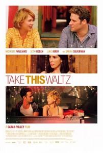Take This Waltz - US poster