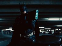 The Dark Knight Rises Trailer - Batman with a gun?