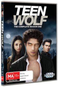 Teen Wolf - Season 1 - DVD Cover