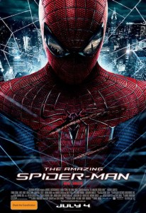 The Amazing Spider-man poster - Australia