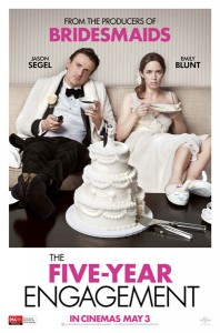 The Five-Year Engagement poster (Australia)