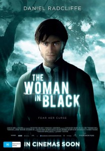 The Woman in Black - poster (Australia)