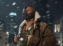 Tom Hardy as Bane - The Dark Knight Rises