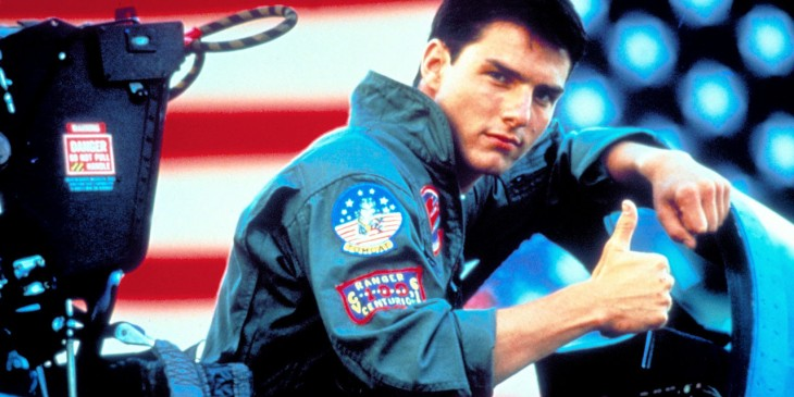 Top Gun - Tom Cruise