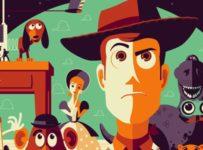 Toy Story - Tom Whalen - Mondo poster