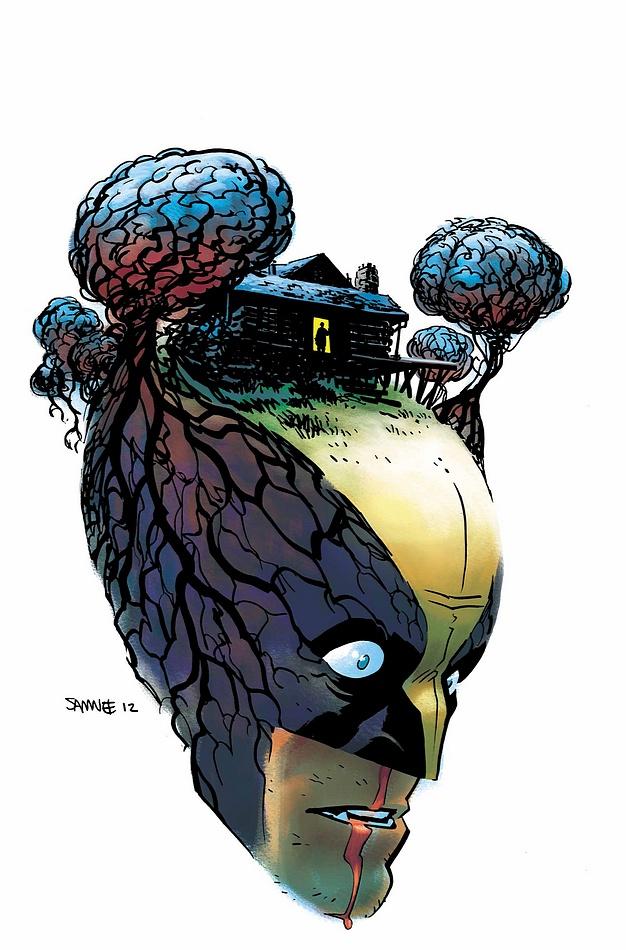 Wolverine #306 (Marvel) - Artist: Chris Samnee