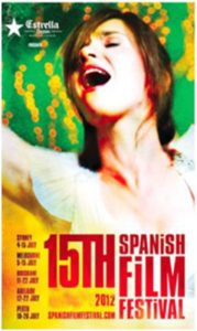 15th Spanish Film Festival poster
