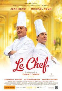 Le Chef poster