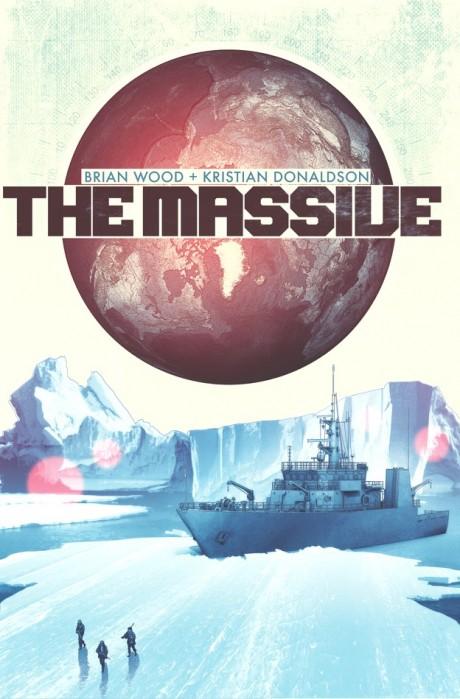 The Massive #1 (Dark Horse) - Artist: Kristian Donaldson