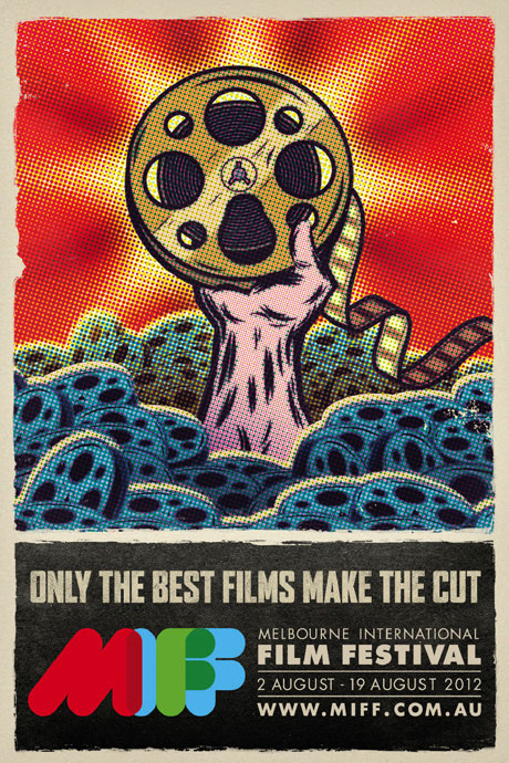 MIFF 2012 Campaign Art