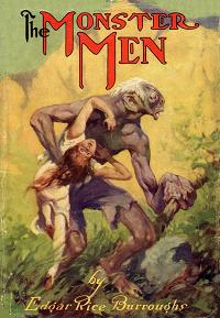 The Monster Men - Cover