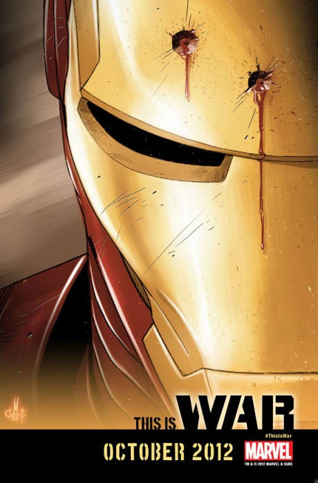 This Is War - Iron Man (Marvel)