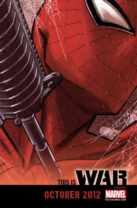 This Is War - Spider-man