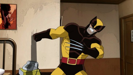 Ultimate Spider-Man - Season 2 - Wolverine