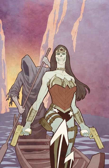 Wonder Woman #10 (DC) - Artist: Cliff Chiang