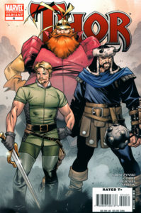 THOR - Warriors Three