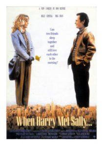 When Harry Met Sally - Poster