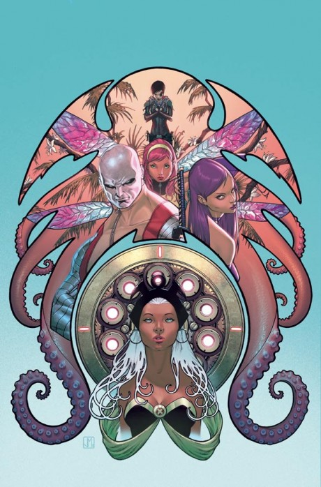 X-Men #30 (Marvel) - Artist: Jorge Molina