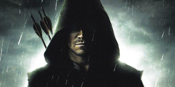 ... Trailer and International Poster for CW's Arrow - The Reel Bits