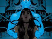 Before Watchman - Dr. Manhattan and Silk Spectre