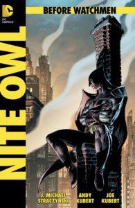Before Watchmen: Nite Owl #1 - Kubert