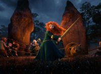 Brave - Merida and the Bear