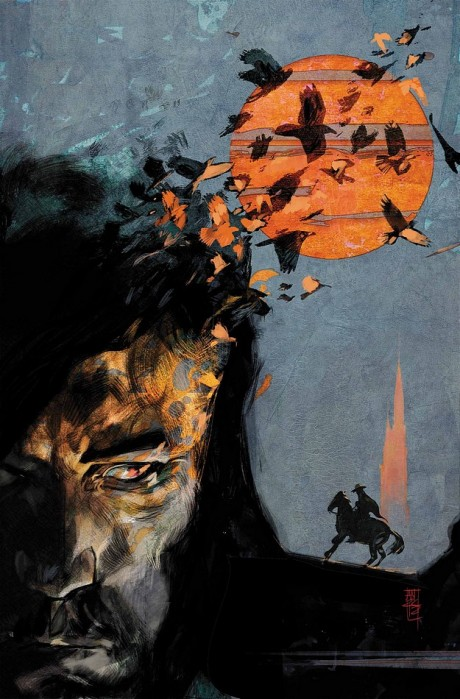 Dark Tower: The Man in Black #1 (Marvel) - Artist: Alex Maleev